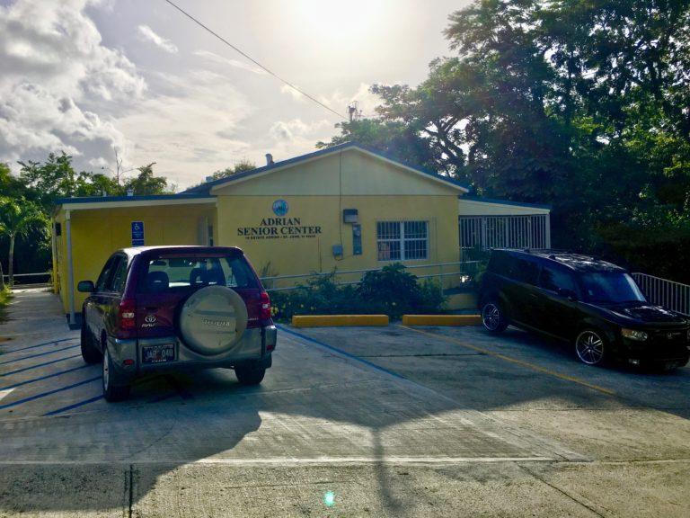 Human Services and VITEMA Finalizing Hurricane Shelters on St. John