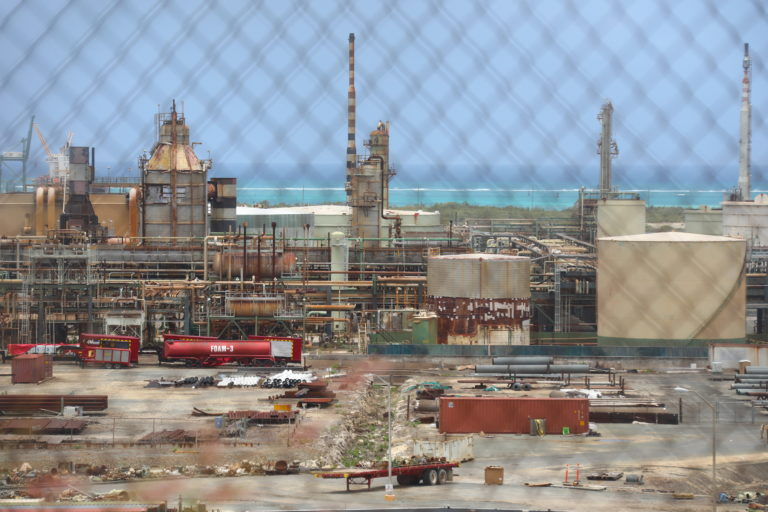 Limetree Testing Flare as Part of 'Extended Refinery Shutdown' Process