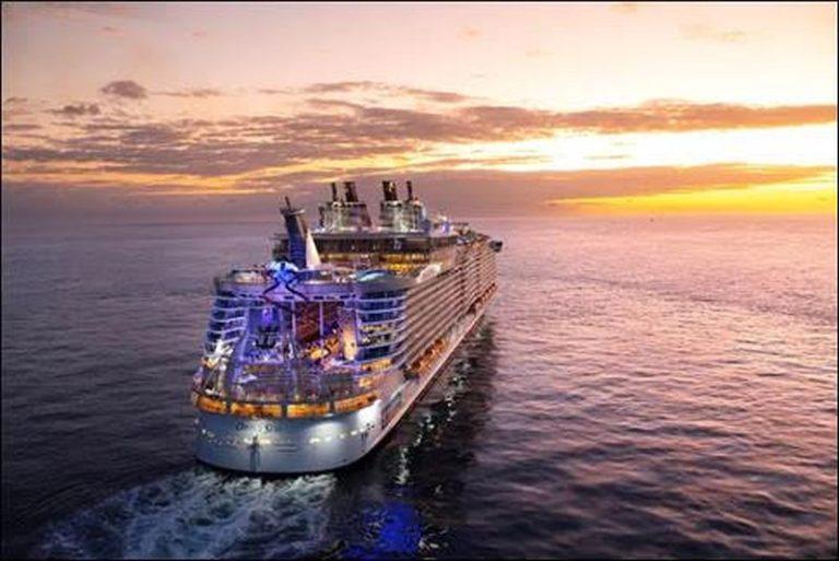 Royal Caribbean Cruise Stopping at St. Thomas July 6