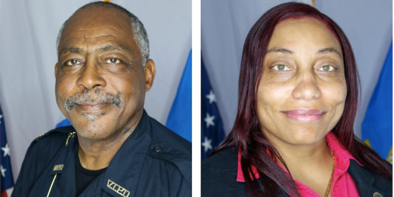 Brown Named Deputy Chief for STJ; Newton to Direct Internal Affairs
