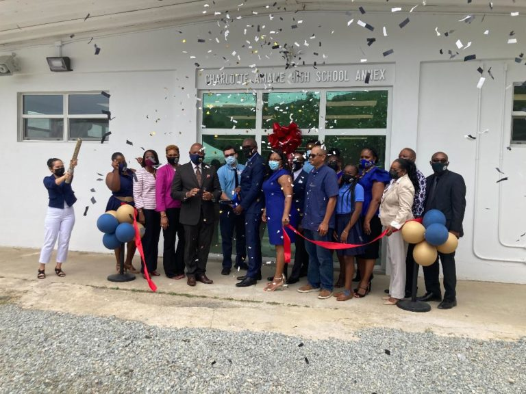 Ralph O. Wheatley Skill Center Becomes Charlotte Amalie High School Grade 9 Annex