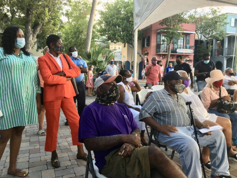 Residents Speak Out at Bryan's First STJ Town Hall Meeting