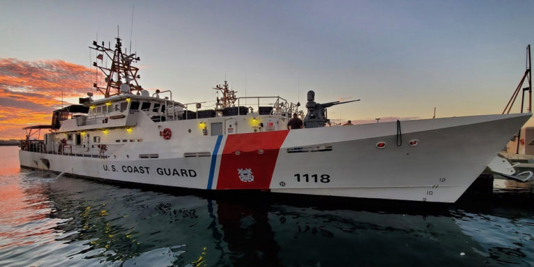 Coast Guard Searching for Missing Boater Between STT and Culebra