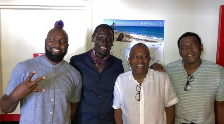 Short Film 'Passage' Uses Local Actors and St. Croix Landscape to Highlight Untold Stories of the Middle Passage