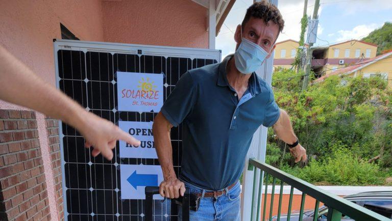 Solarizing St. Thomas Forging Ahead