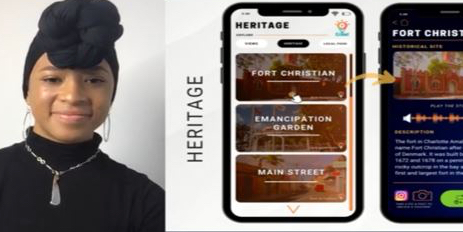 App Allows Tourists to Experience the USVI from a Local Point of View