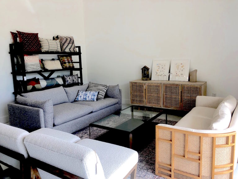 Seachange Arrives on St. Thomas Featuring Totally Modern Furniture
