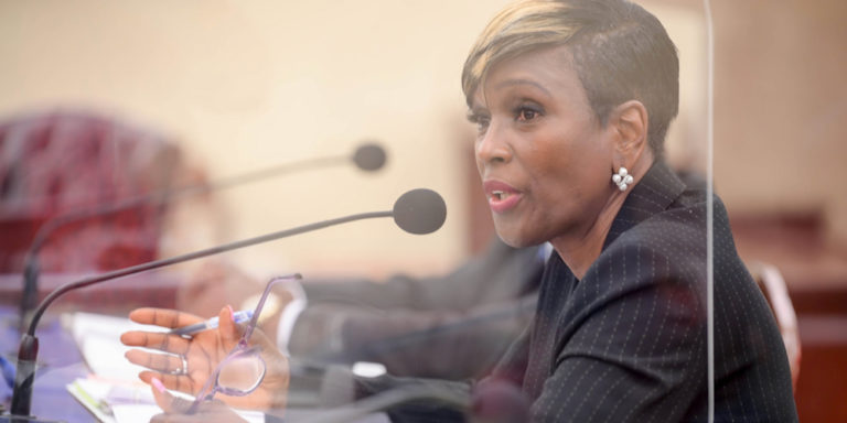 AG Defends Budget Request for 99 New Hires