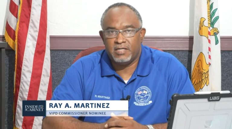 VIPD Commissioner Nominee Addresses Community Questions
