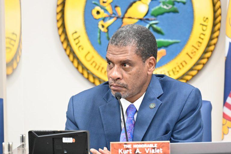 Negative Local Fund Balances Alarm Senators