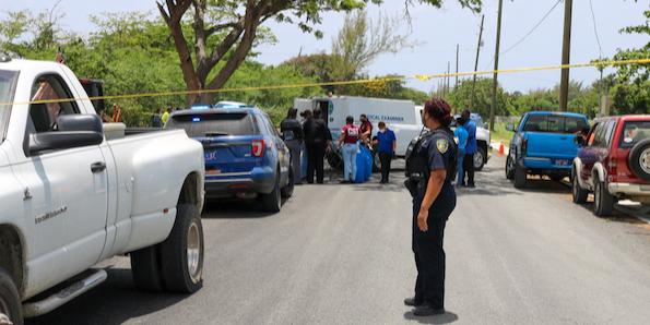 STX Man Killed by Gunshot; VIPD Frustrated by Lack of Community Response
