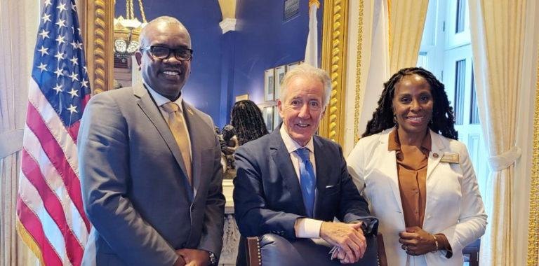 Bryan, Plaskett Push for USVI Inclusion in Congressional Infrastructure Bill
