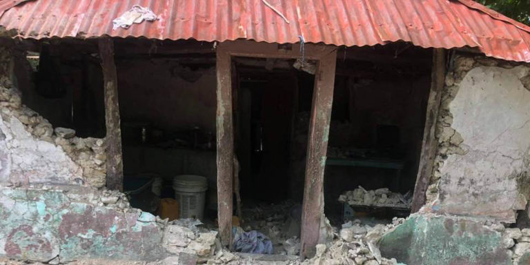 Rotarians, Others, Rally to Help Victims of Haitian Earthquake