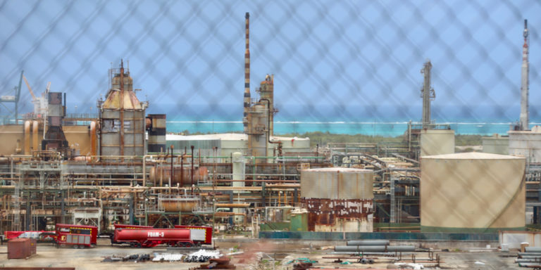 Limetree Bay Refinery Seeks More Time to Woo a Buyer