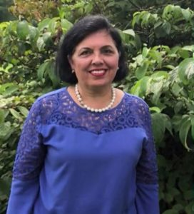 Neeta Sukhani, the most recent vaccine lottery winner for the St. Thomas/St. John District.