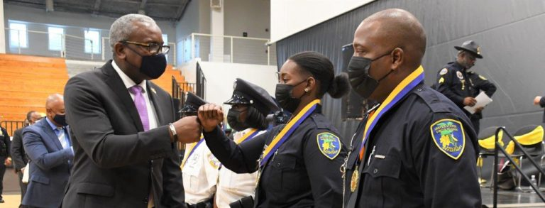 St. Thomas-St. John Gets 15 New Police Officers