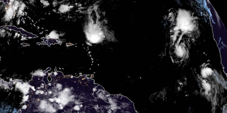 Tropical Storm Peter Makes Closest Approach to USVI Early Tuesday