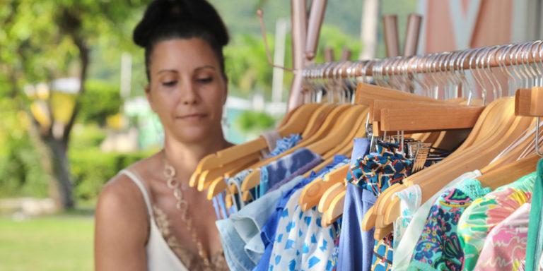 On St. Thomas, Little Dress Shop Has a Big Community Heart