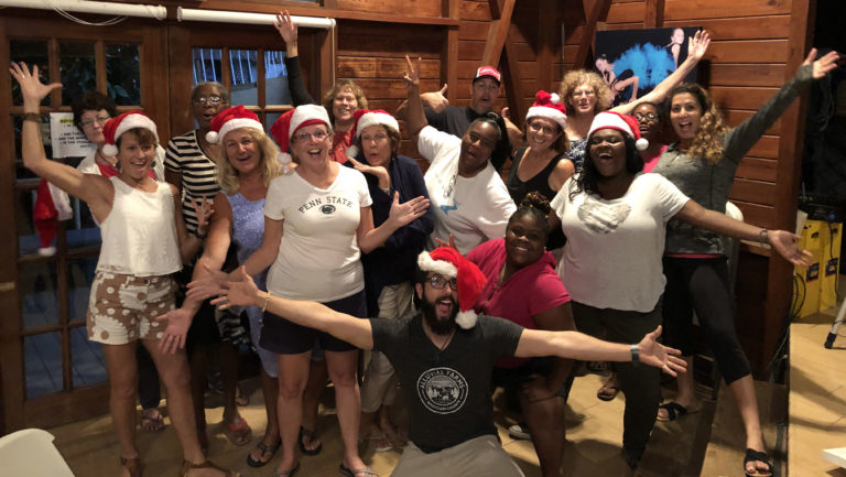 Recovery Choir Welcomes New Members for Zoom Rehearsals, Online Holiday Concert