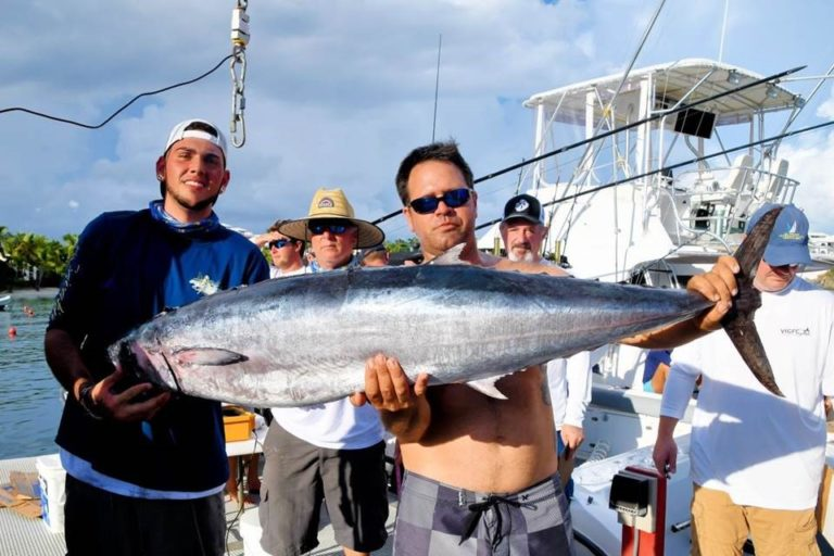 Aubain Top Angler, 'Miss Lucy' Top Boat in Budget Rent-A-Car Wahoo Windup Tournament