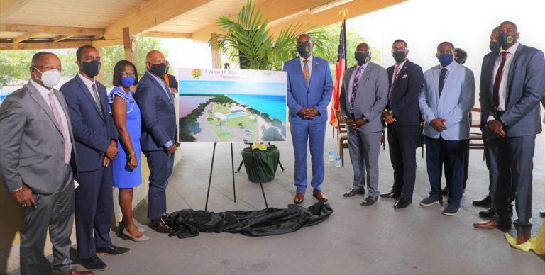 Groundbreaking at Vincent F. Mason Sr. Coral Resort Kicks Off Reconstruction