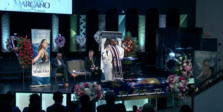 19-Year-Old Miya Marcano of St. Croix Remembered at Funeral Service